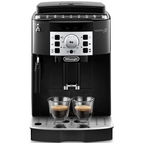 Espressor automat De'Longhi Magnifica S ECAM 22.110B, 1450W, 15 bar, 1.8 l, Negru