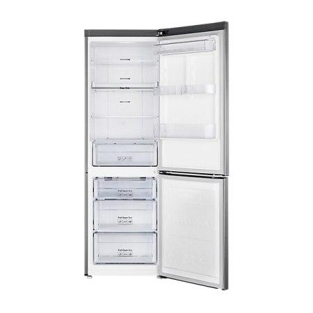 Combina frigorifica Samsung RB33J3200SA/EF, 328 l, Clasa A+, No Frost, Compresor Digital Inverter, H 185 cm, Metal Graphite
