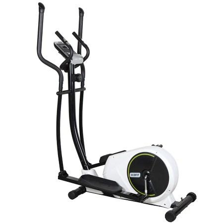 Bicicleta Eliptica EcoFit E 621E , suport tableta/telefon,