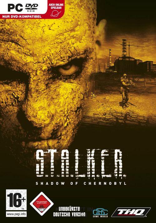 S.T.A.L.K.E.R.: Shadow of Chernobyl / Cień Czarnobyla   (2007/ENG/FULL/PROPER/HATRED) + PEŁNE SPOLSZCZENIE ( lektor i napisy )