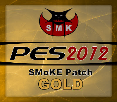 PES 2012 SMoKE Patch 4.5.2 GOLD