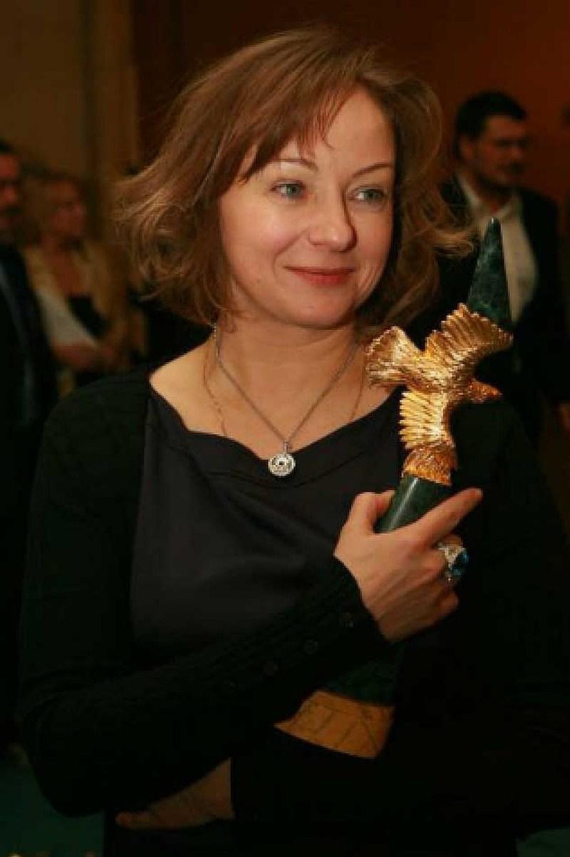 Actress Evgenia Dobrovolskaya became the third wife Photo: Archive