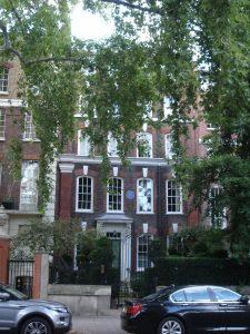 4 Cheyne Walk, London, United Kingdom (Credit Wikipedia)