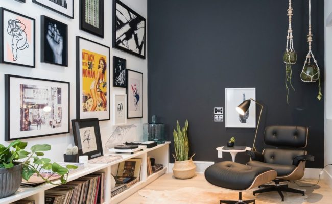 Easy As Hell Home Décor How To Make A Gallery Wall For