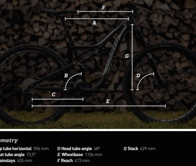The Geometry Of The Specialized Stumpjumper Fsr Comp Evo 29