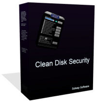 Clean Disk Security v8.09
