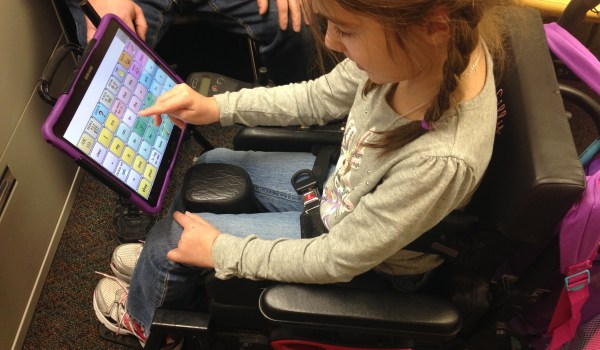 Special Education Technology Improves Learning Video