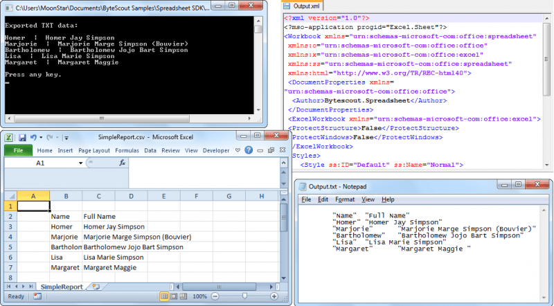 Spreadsheet SDK - c# excel, read, write and calculate Excel ...