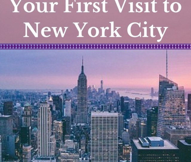 This Is A Complete Nyc Guide With Itinerary Tips
