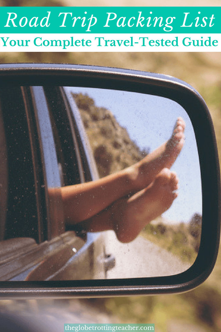 Travel-Tested Road Trip Packing List Essentials: Your Complete Guide ...