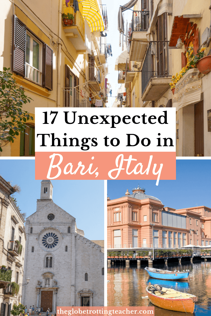 17 Unexpected Things To Do In Bari Italy - The ...