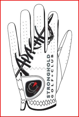 Apache Stronghold Golf Club Debuts Signature Glove