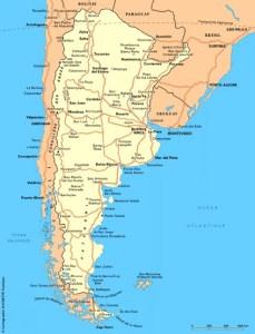 ARG.argentine carte routard