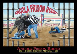 2008 RODEO POSTERredeced