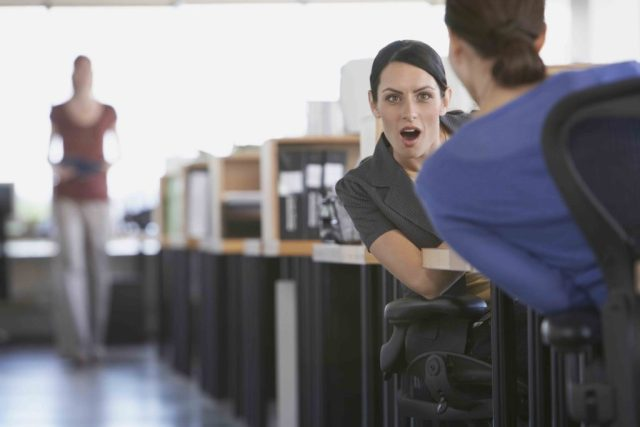 How Can I Address A Gossiping Employee