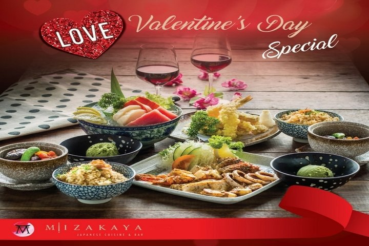 Valentines Special only at M Boutique Station 18