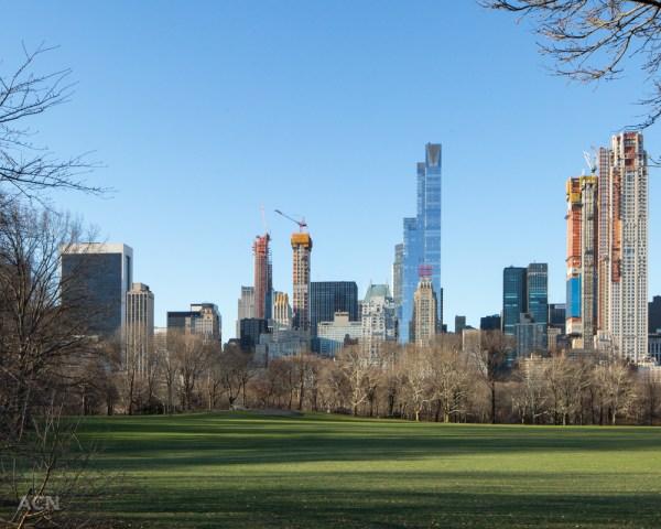 York 111 West 57th Street - Steinway Tower 435m