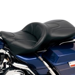 Road Sofa Seat Goldwing Navy Set Saddlemen Deluxe Touring Motorcycle Powersports News Has Released New Harley Davidson Applications Of Its The Is Now Available For Many 2012 Models And