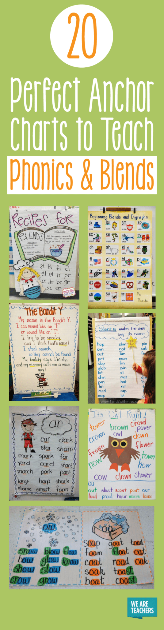 medium resolution of 20 Perfect Anchor Charts for Teaching Phonics and Blends
