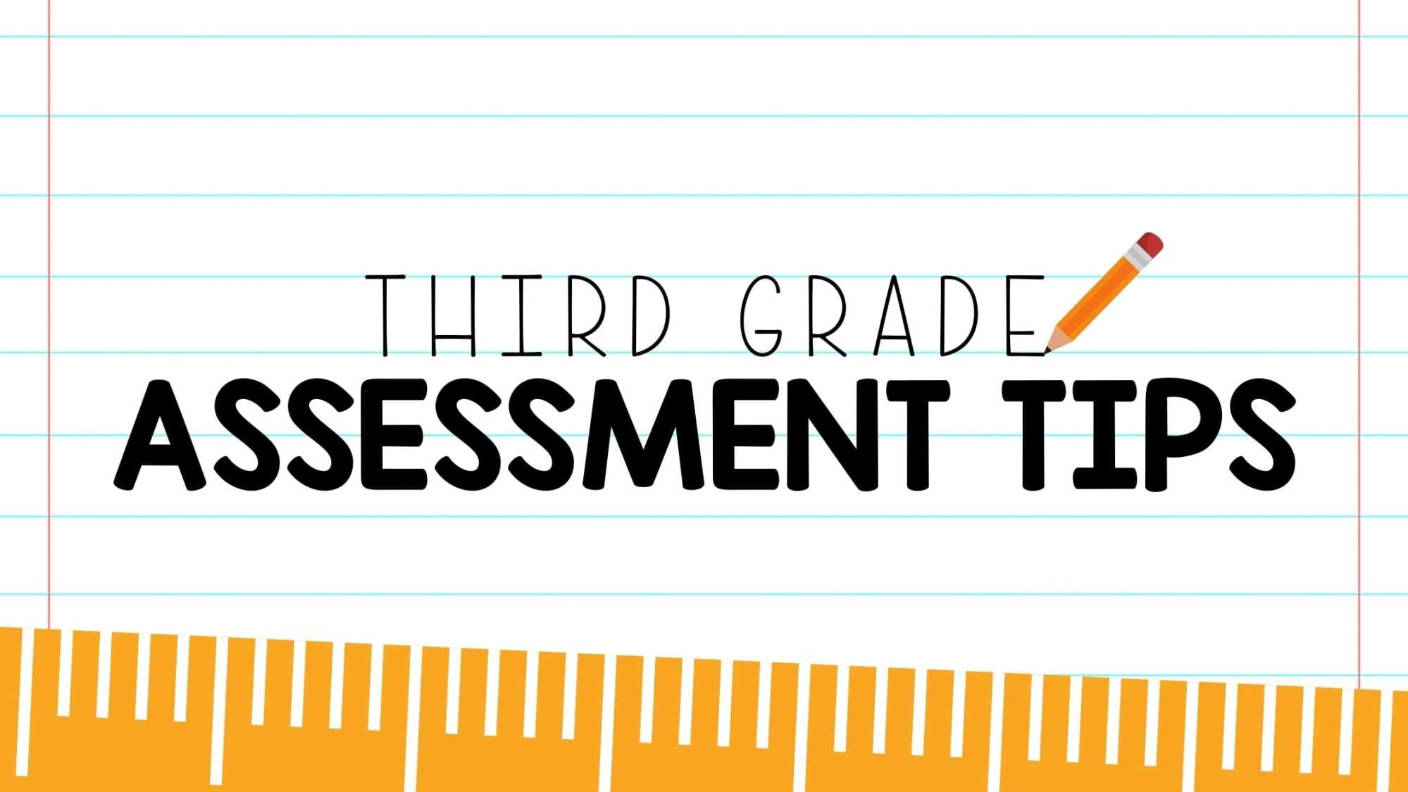 hight resolution of 12 Great Third Grade Assessment Ideas - We Are Teachers