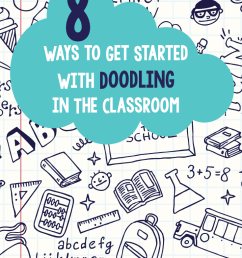 8 Ways to Get Started With Doodling in the Classroom - We Are Teachers [ 1175 x 735 Pixel ]