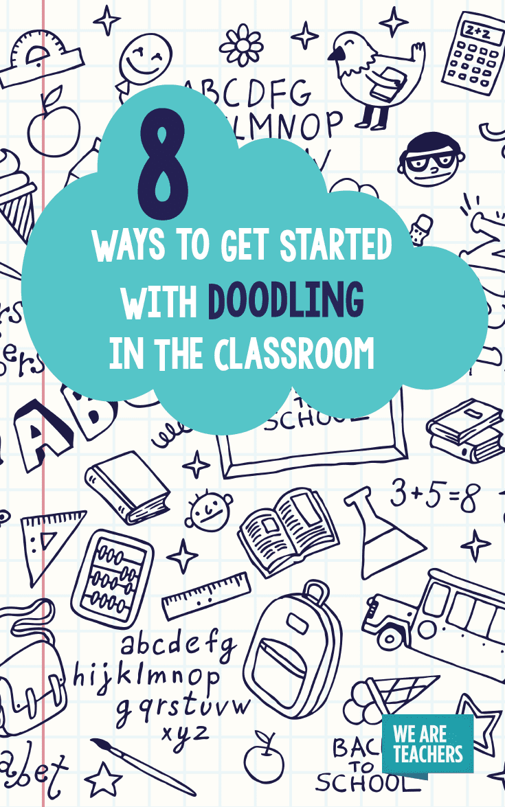 hight resolution of 8 Ways to Get Started With Doodling in the Classroom - We Are Teachers