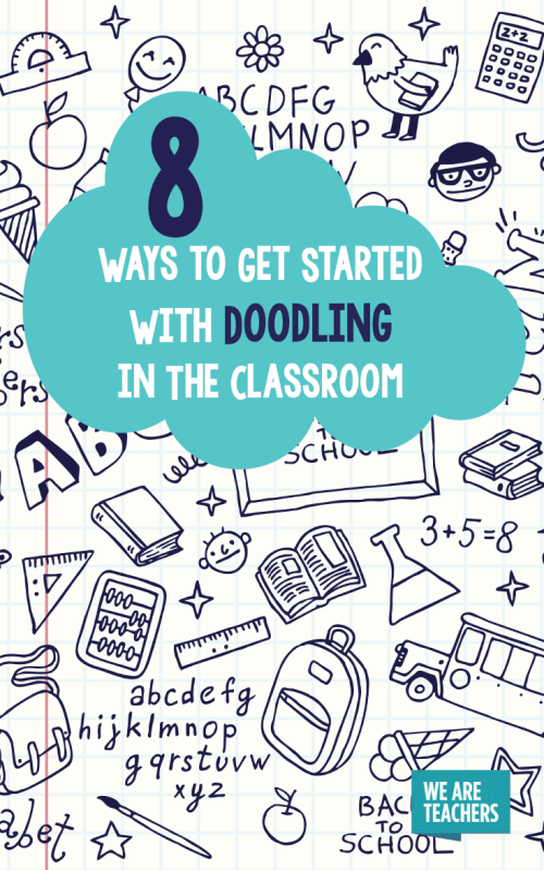 small resolution of 8 Ways to Get Started With Doodling in the Classroom - We Are Teachers