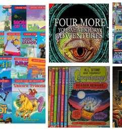 Best Books Like Choose Your Own Adventure - WeAreTeachers [ 1080 x 1920 Pixel ]