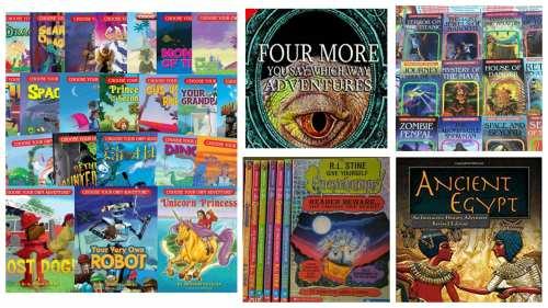 small resolution of Best Books Like Choose Your Own Adventure - WeAreTeachers