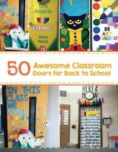 awesome classroom doors for back to school also rh weareteachers