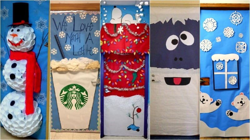 We Love It When Teachers Are Creative With Their Classroom Doors S Such A Wonderful Way To Welcome Students And Really Helps Kick Off The Day On