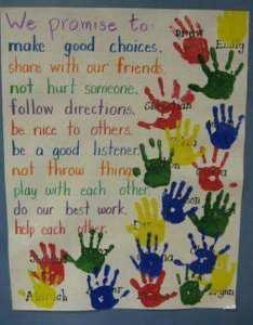 We love this idea because it really encourages students to take ownership also classroom management anchor charts weareteachers rh