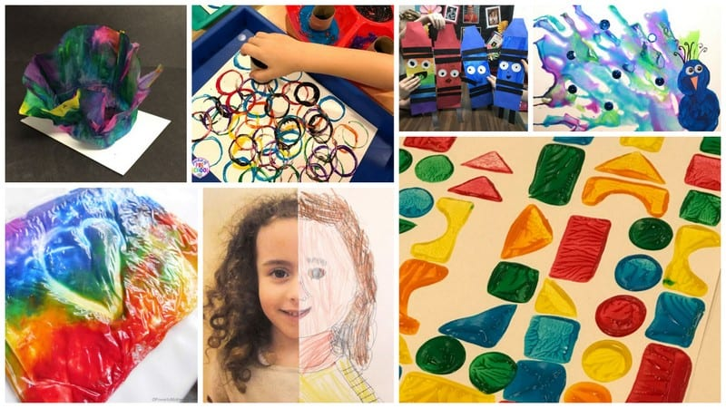 40 Of The Best Kindergarten Art Projects For Your Classroom