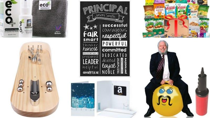 principal gift ideas what
