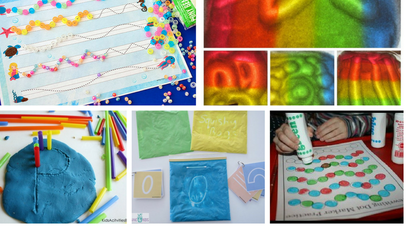 pre writing activities for
