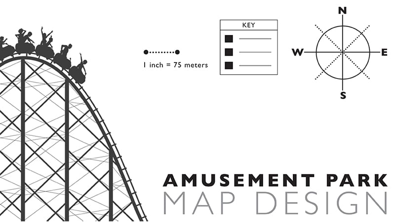 How I Teach Map Skills Through Amusement Park Design