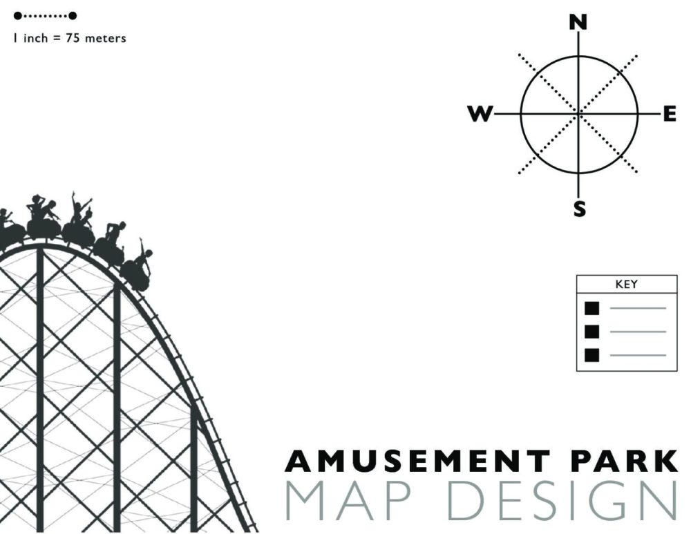 medium resolution of How I Teach Map Skills Through Amusement Park Design