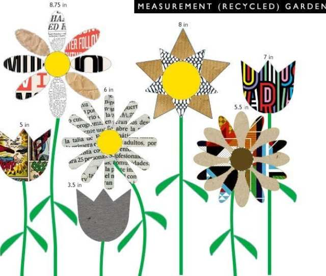 Recycled Garden Craft