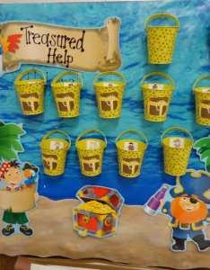 Adorable pirate themed job chart also flexible fun and free classroom ideas rh weareteachers
