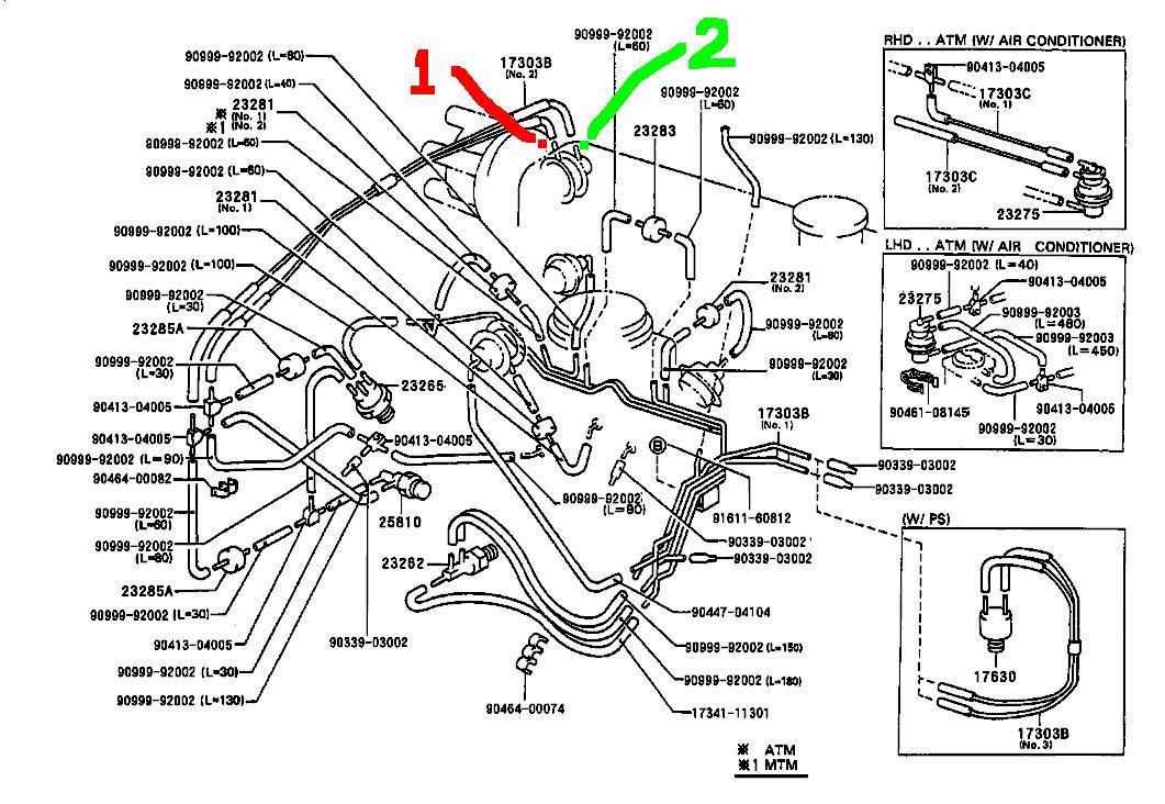 Toyota 2e engine problems