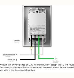 smart wi fi light switch instal youtube [ 1024 x 1024 Pixel ]