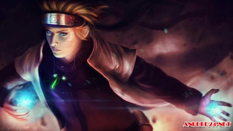 Bộ hình ảnh Naruto 3D đẹp sắc nét chất lượng full HD