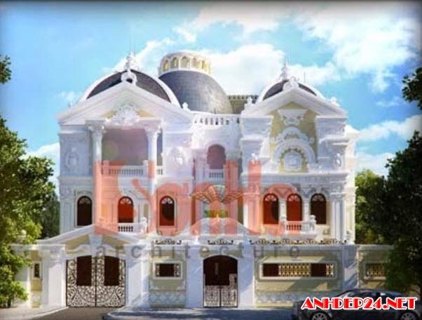 Top 35 ngôi nhà đẹp, biệt thự đẹp và xa xỉ nhất Việt Nam