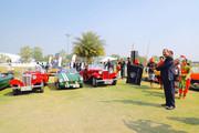P_Balendran_Executive_Director_MG_Motor_India_flagging_off_the