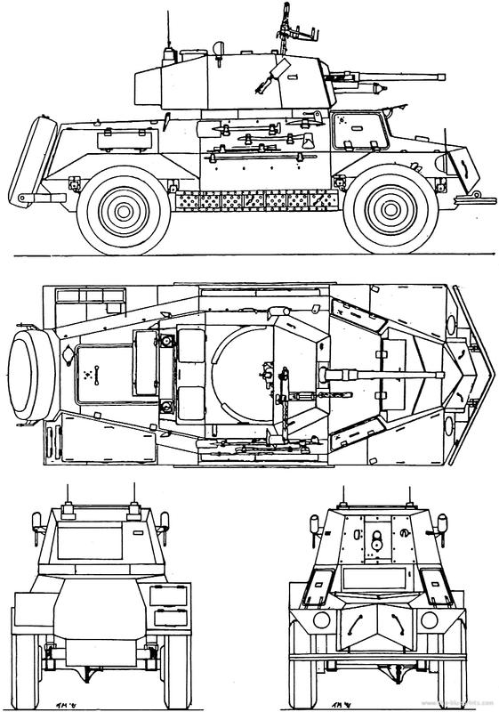 Marmon Herrington [Automóvil Blindado de Reconocimiento