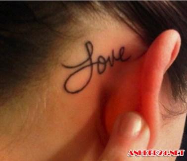 Top 99 hình xăm chữ đẹp, tattoo chữ ý nghĩa cực đẹp và độc đáo
