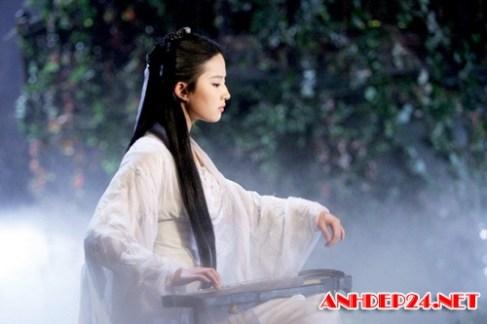 Ảnh Lưu Diệc Phi full hd trong phim thần điêu đại hiệp và đời thường