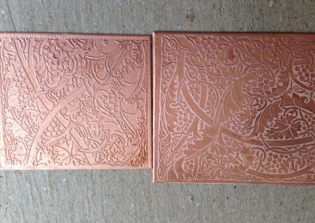 Laser Engraving Copper