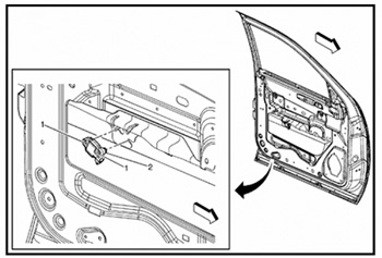 OEM Procedures for 2011 Cadillac Escalade's Inflatable
