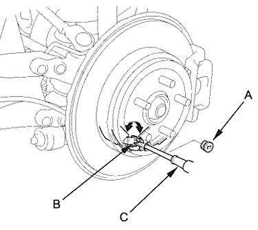 Brake Job: 2009-2015 Honda Pilot